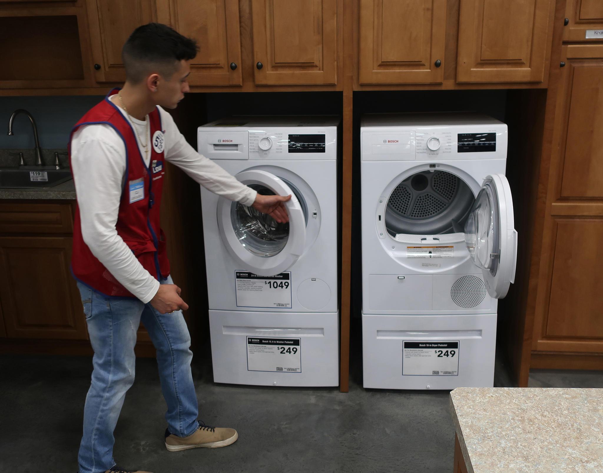 Handelskrieg Mit China Eine Waschmaschine Kostet 86 Dollar Mehr