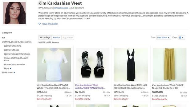 Kim Kardashian's bikini