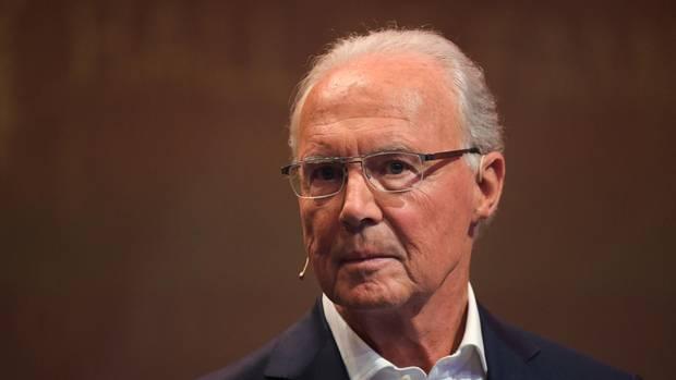 Franz Beckenbauer (here in April 2019) wants to see Jürgen Klopp as a Bayern coach