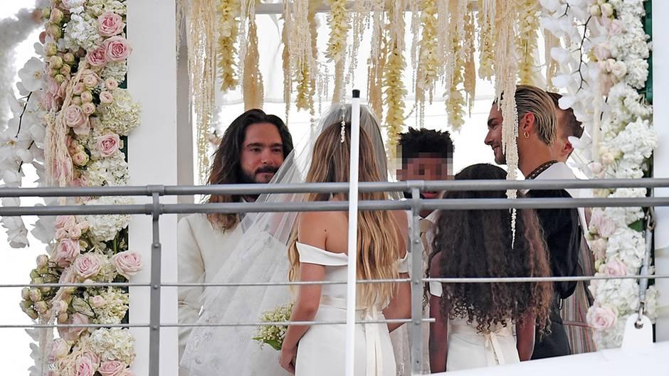 Heidi Klum und Tom Kaulitz Darum durfte Bruder Bill sie