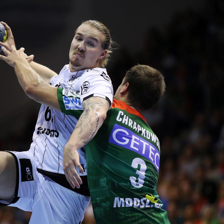 ard sportschau bricht handball spiel