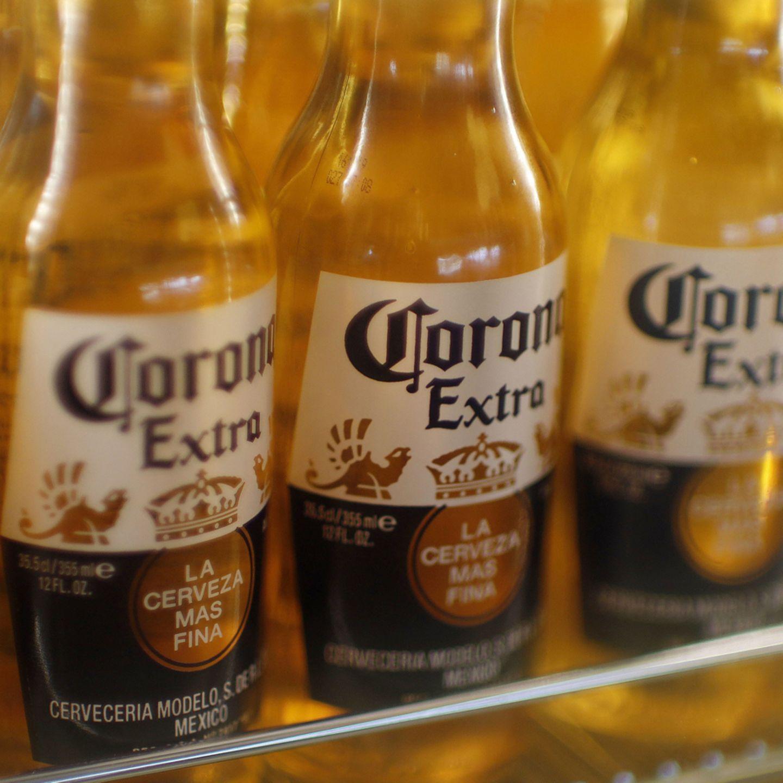 bericht corona bier leidet unter dem