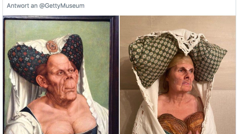gettymuseumchallenge selten war kunst