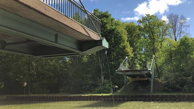 Bridge news from Germany