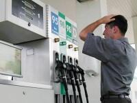 Pretul benzinei bate recordul