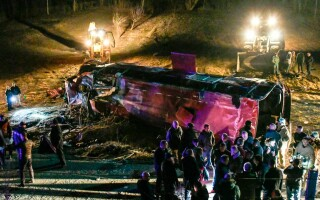 accident macedonia de nord