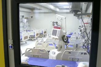 Construirea Spitalului mobil de la Leţcani, anchetată într-un dosar penal în REM