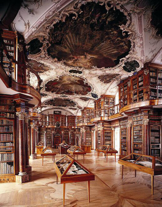 Biblioteci Valoroase din lume - 8