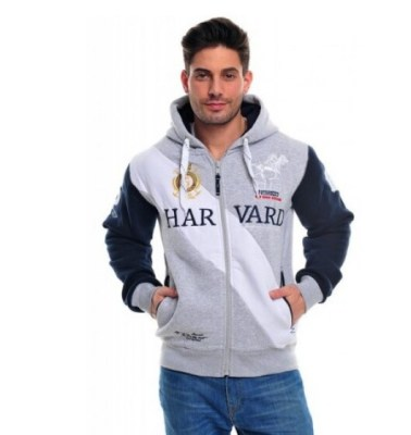 Hanorac Geographical Norway Gri Gyn
