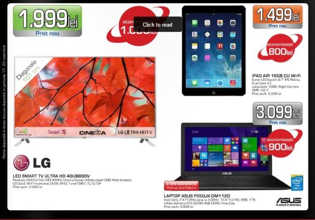 Media Galaxy iPad