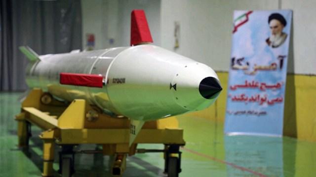 Iranul a testat o nouă rachetă de croazieră
