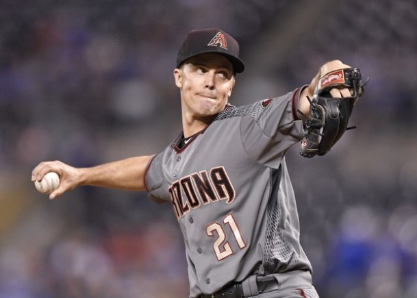 Image result for Zack Greinke Jon Gray
