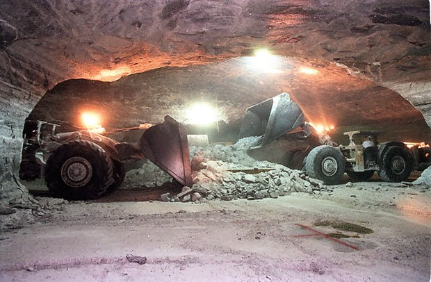 Worker killed another injured at Cargill Salt Mine in