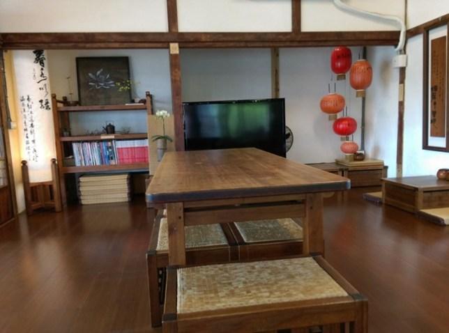 31 台中-小書房 武道館旁鬧中取靜的飲茶空間
