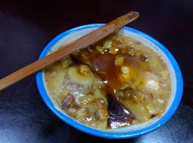 7 新竹-富記古早味碗粿 真的難忘的古早味