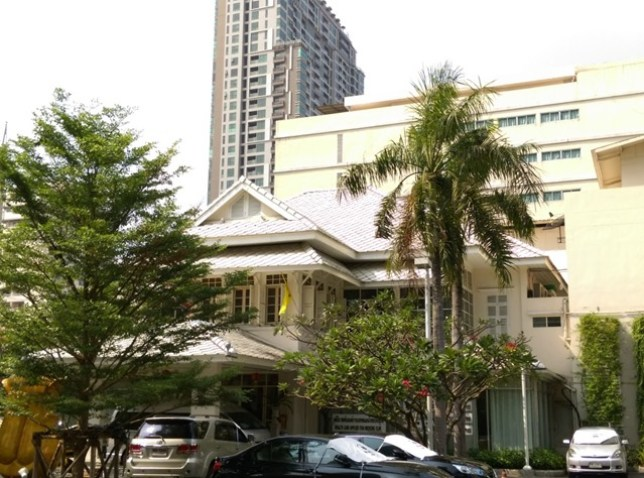 healthland04 Bangkok-Health Land 環境棒價格合理的一流按摩會館