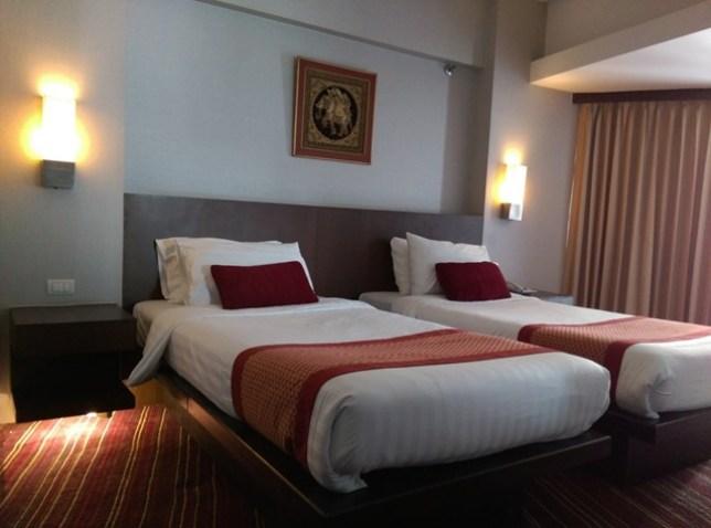hotel4 Bangkok-Ambassador Hotel老飯店 交通方便