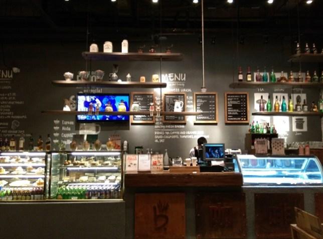 CaffeBene04 Beijing-北京也要咖啡陪你一下