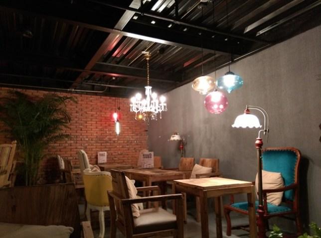 CaffeBene06 Beijing-北京也要咖啡陪你一下