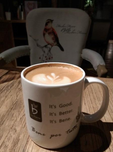 CaffeBene12 Beijing-北京也要咖啡陪你一下