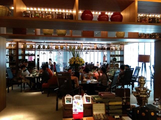 ERAWAN02 Bangkok-Erawan Tea Room泰式下午茶首選 四面佛邊的下午茶名店