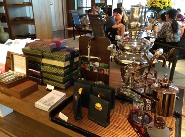ERAWAN04 Bangkok-Erawan Tea Room泰式下午茶首選 四面佛邊的下午茶名店