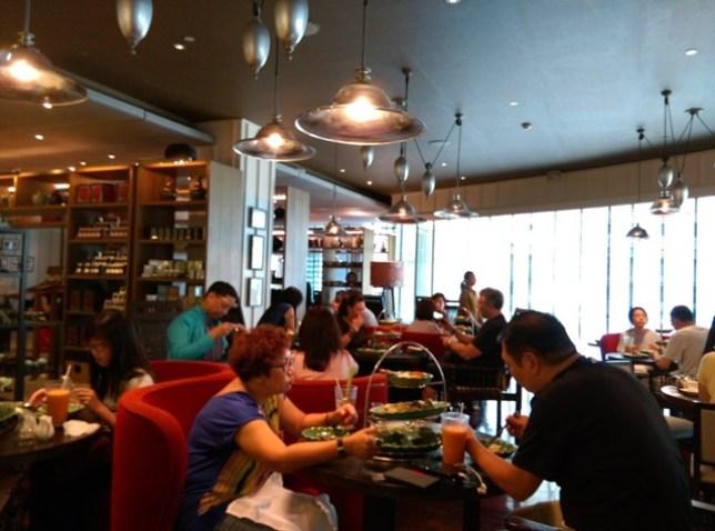 ERAWAN11 Bangkok-Erawan Tea Room泰式下午茶首選 四面佛邊的下午茶名店