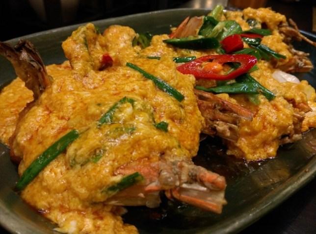 NARA15 Bangkok-Nara 第一還是第一 真的好吃的泰國餐廳