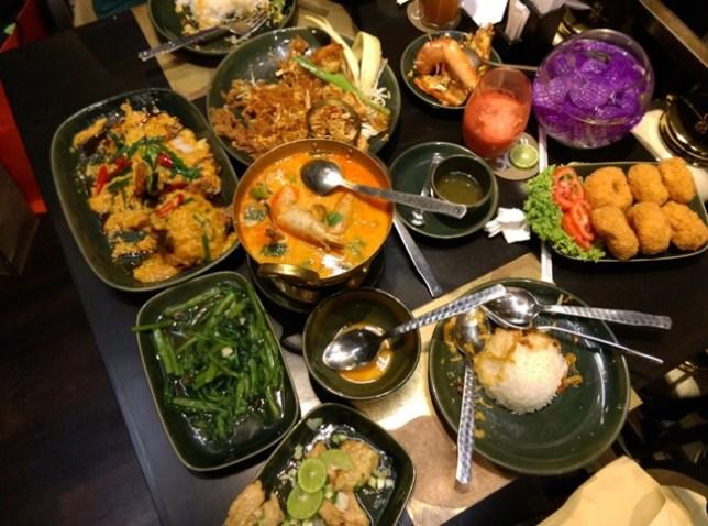 NARA21 Bangkok-Nara 第一還是第一 真的好吃的泰國餐廳
