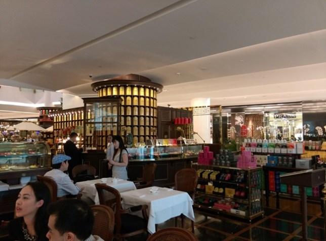 TWG04 Bangkok-TWG下午茶 體驗一下貴婦下午茶的魅力