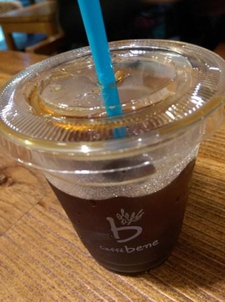 caffebeme09 Seoul-Caffe Bene到首爾也要咖啡陪你一下