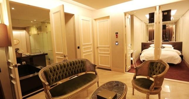 thedesigner16 Seoul-弘大旁設計飯店Hotel The Designers真的有設計有設計