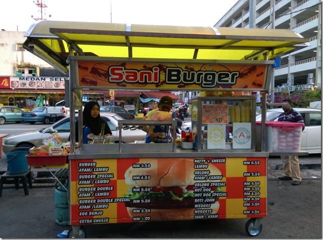 04_thumb7 Johor bahru-新山大豐花園 馬來粥/馬來漢堡 好料果真都在路邊攤