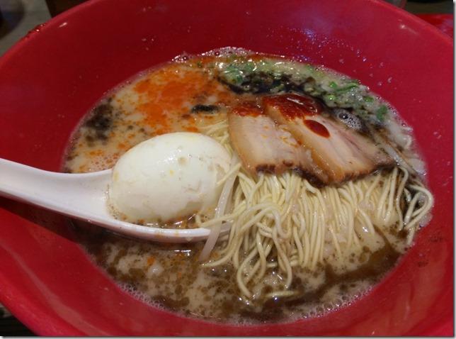 09_thumb9 竹北-一風堂 顛覆我對台灣一風堂的印象 好吃的赤丸豚骨拉麵