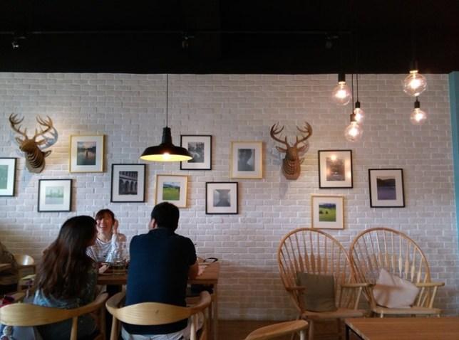 25 芎林-綠色小徑 賞桐花順便來喝個茶吧