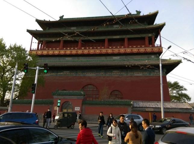34 Beijing-北京胡同的小天地 南鑼鼓巷