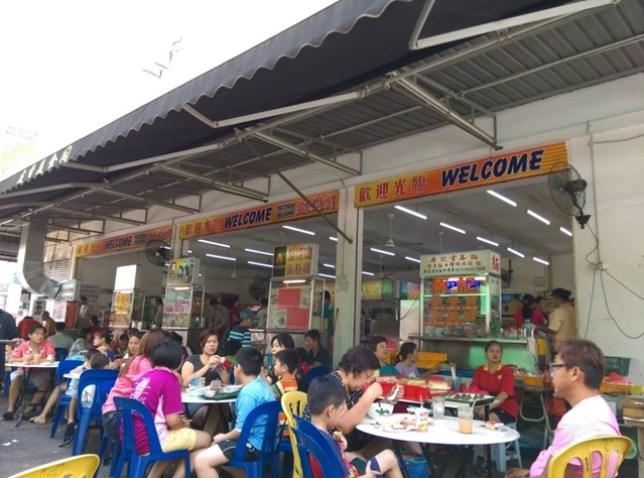 Kopitiam1 Johor Bahru-Kopitiam來吃馬來西亞華人當地早餐