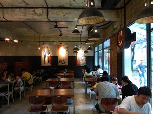 NolaKitchen03 新竹-Nola Kitchen躲在交大校園一隅的紐澳良餐廳