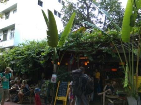 Khaoshan02 Bangkok-高山路Khaosan Road背包客天堂