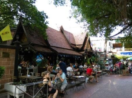 Khaoshan03 Bangkok-高山路Khaosan Road背包客天堂