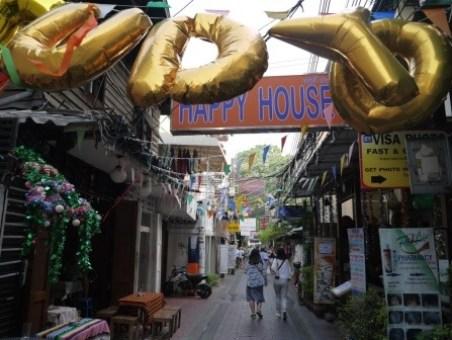 Khaoshan05 Bangkok-高山路Khaosan Road背包客天堂
