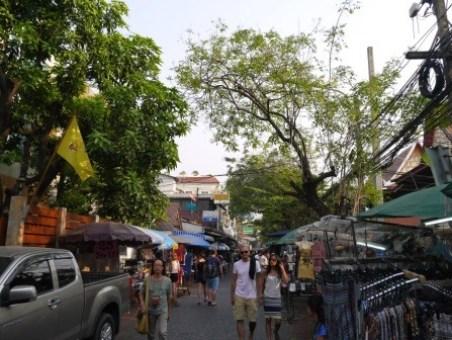 Khaoshan06 Bangkok-高山路Khaosan Road背包客天堂