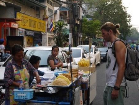 Khaoshan19 Bangkok-高山路Khaosan Road背包客天堂