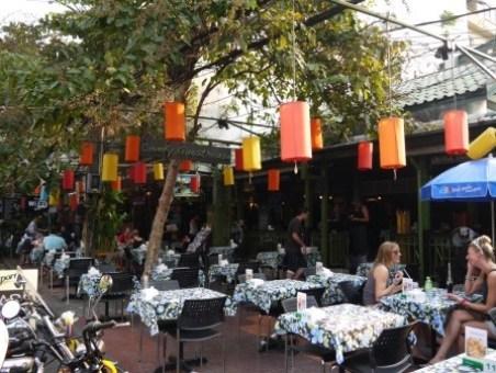 Khaoshan20 Bangkok-高山路Khaosan Road背包客天堂