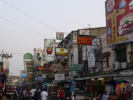 Khaoshan33 Bangkok-高山路Khaosan Road背包客天堂