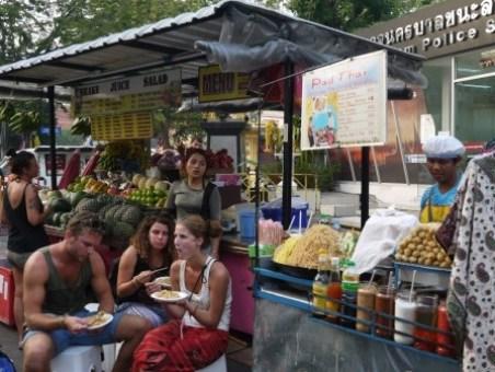 Khaoshan34 Bangkok-高山路Khaosan Road背包客天堂