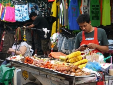 Khaoshan37 Bangkok-高山路Khaosan Road背包客天堂