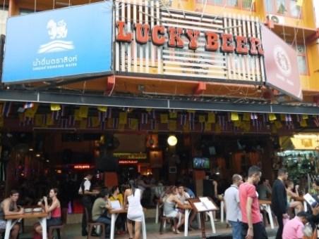 Khaoshan39 Bangkok-高山路Khaosan Road背包客天堂