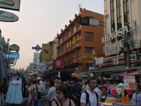 Khaoshan40 Bangkok-高山路Khaosan Road背包客天堂