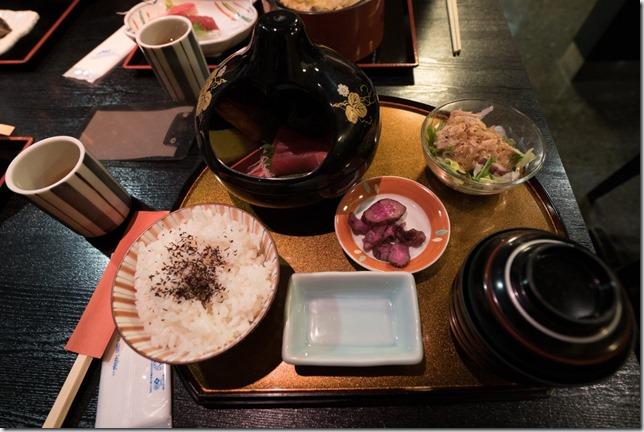 08_thumb3 Tokyo-和彩酒蔵 だるま 就這樣的定食套餐